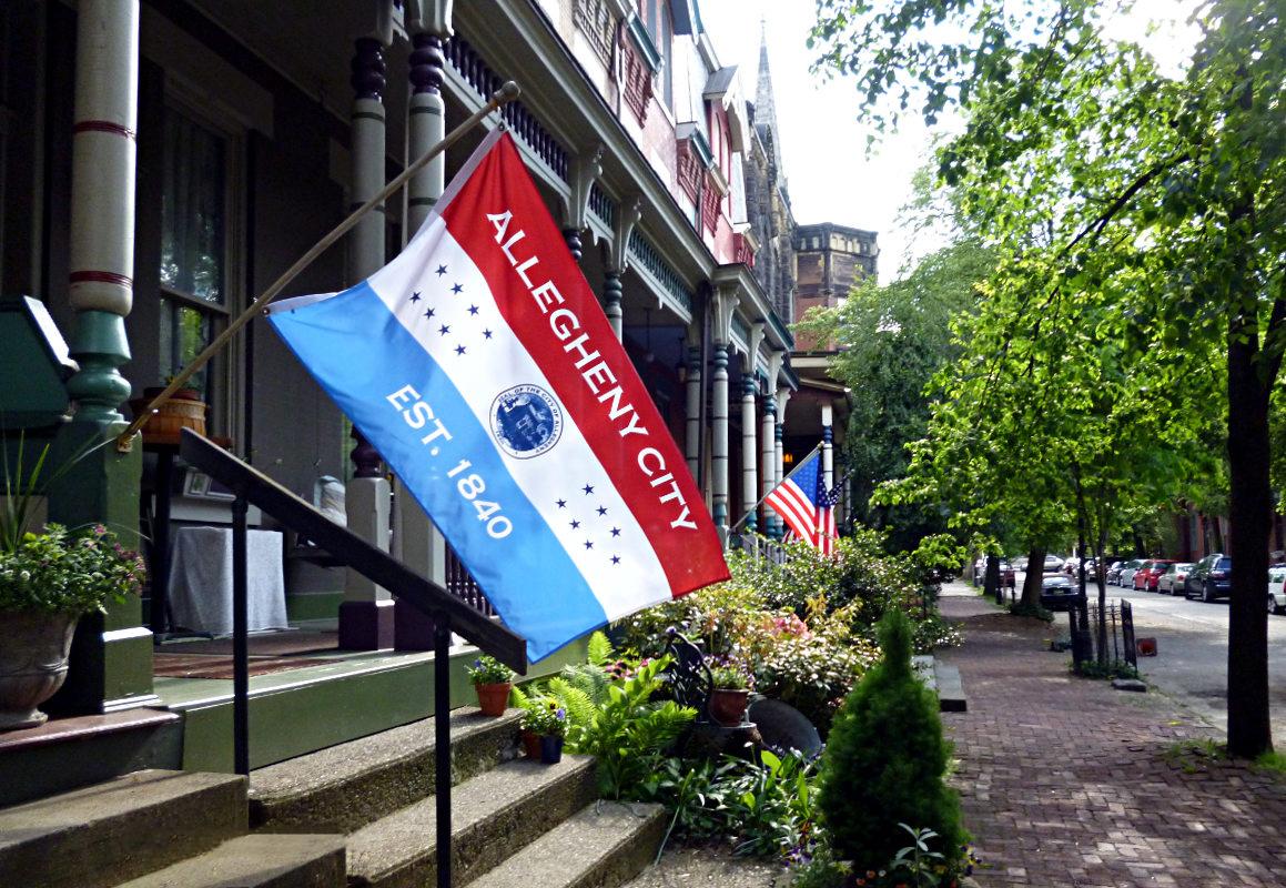 Allegheny City Flag